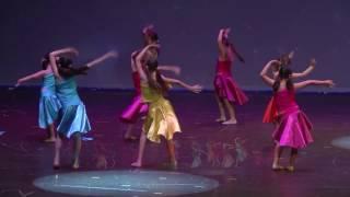 2016 Danza Si - Spettacolo REWIND - Baby Latino