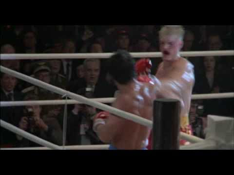 Rocky Balboa VS Ivan Drago (Part 2)