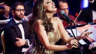 أنغام - مهزومه من مهرجان الموسيقى العربيه Mastered HD Quality