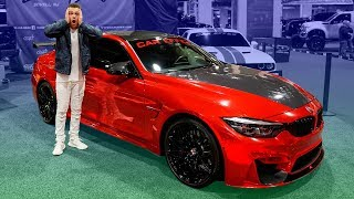 EPIC WRAP REVEAL OF MY BMW M4!