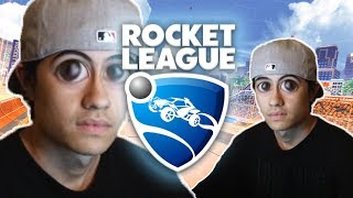 Rocket League but every time I score there