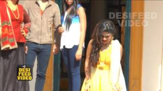 Piya Rangrezz : 15th April 2016 - Latest Uncut episode shoot : Part 2