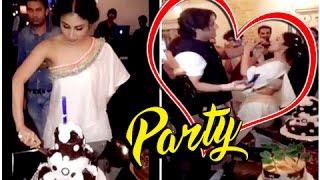 Mouni Roy's Romantic Birthday With Boyfriend Mohit Raina