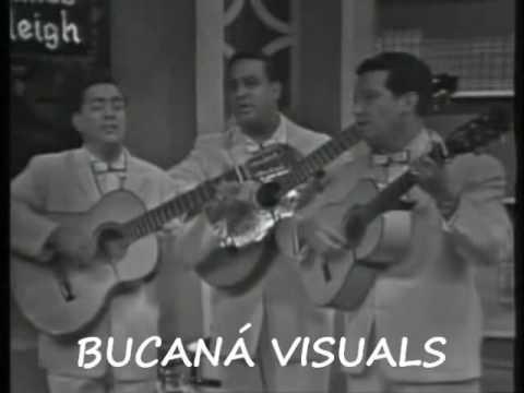 LOS PANCHOS Johnny Albino FLOR DE AZALEA 1964