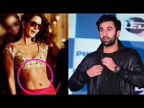 Did Ranbir Kapoor just take a sly dig at Katrina Kaif's abs?