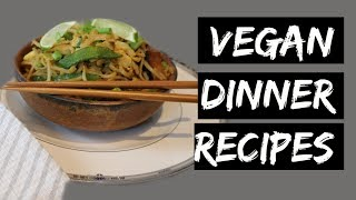 VEGAN DINNER RECIPES (AIR FRYER & PRESSURE COOKER)  DR DRAY