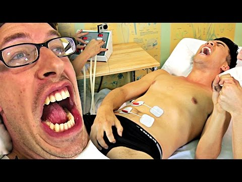The Try Guys Try Labor Pain Simulation • Motherhood Part 4