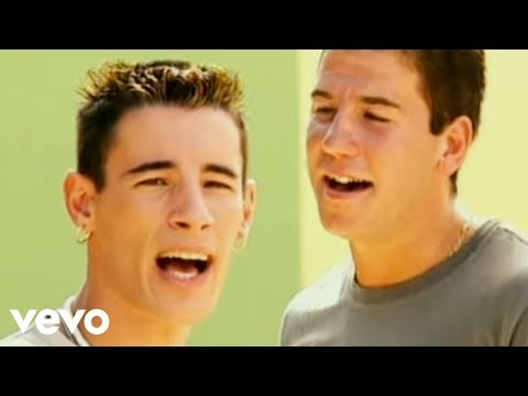 Andy & Lucas Tanto La Queria Videoclip