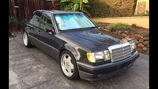1993 Mercedes 500E - One Take