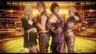 Tekken Girls Power - Cosplay Fan Film