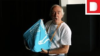 What's In Patrick Collister's Cannes Lions Goodie Bag?