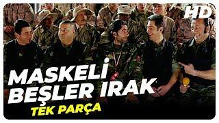 Maskeli Beşler Irak - HD Film (Restorasyonlu)