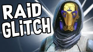 Destiny 2: LEVIATHAN RAID GLITCH TO SKIP FIRST PART SOLO!
