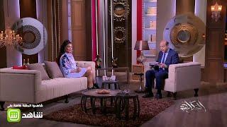 غادة عبدالرازق تتحدث عن صورها الشخصية القديمة