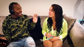COUPLES DIRTY WHISPER CHALLENGE 😱😈