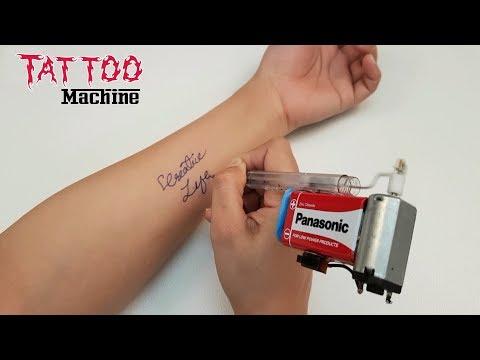 Xxx Mp4 How To Make Tattoo Machine Homemade Creative Life 3gp Sex