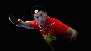 China Open 2014 Highlights: Fan Zhendong VS Ma Long (SEMI)