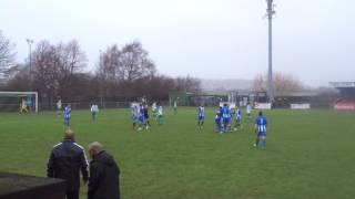 Great Wakering Rovers 0-5 Ware.  Ryman Isthmian League Division 1 North.  Sat7Jan2017