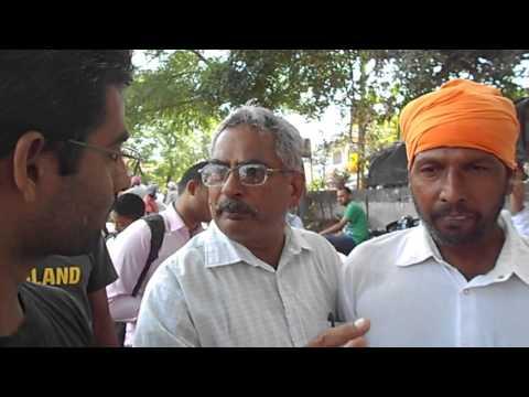 KAPURTHALA BUS STAND, Punjab India, News Funny , view trouble