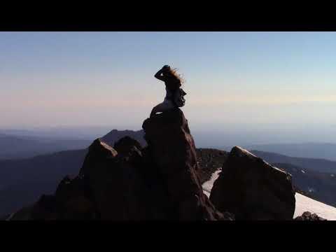 Climbing Mt. Lassen all 10 400 feet of it