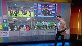 بي_بي_سي_ترندينغ: سجال بين السعوديين والقطريين بسبب مباراة البلدين في كأس أمم آسيا