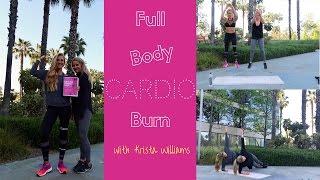 Full Body Cardio Burn