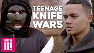 Britain's Teenage Knife Wars | Jermaine Jenas Investigates