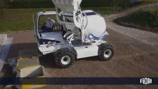 Fiori Group - CBV - The Concrete Batching Vehicle  - Tredigraph Video