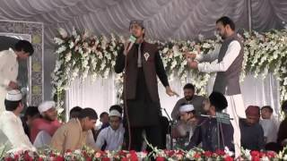 Manqabit HUSSAIN Zindabad Umair Zubair Mahfil e Naat At Kamoki