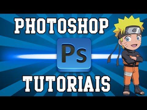 Tutorial Como Colocar Imagem Dentro De Qualquer Objeto Photoshop CS5