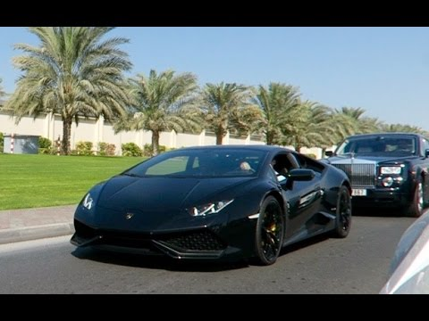 watch THE LUXURY DUBAI LIFESTYLE - BILLIONAIRE BOYS