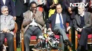 Let the nation decide on CJI's impeachment: 4 Supreme Court judges