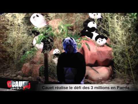 Xxx Mp4 Cauet Réalise Le Défi Des 3 Millions En Panda C Cauet Sur NRJ 3gp Sex
