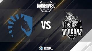 Rainbow Six Pro League - Season 8 - LATAM - Team Liquid vs Black Dragons
