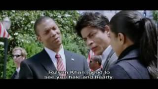 Courage & Faith - My Name is Khan