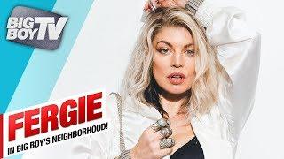 Fergie on Her Upcoming Album, Double Dutchess