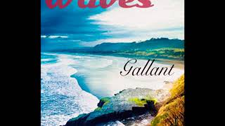 Waves- Gallant