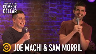Why Porn Is Better Than Women's Magazines - Sam Morril & Joe Machi - This Week at the Comedy Cellar