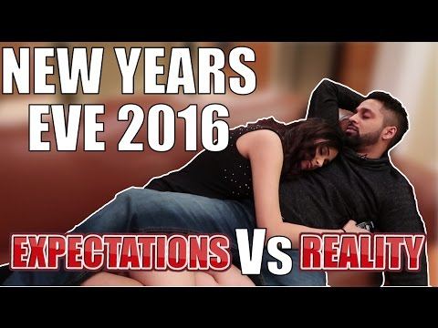 NEW YEARS EVE 2016 - Expectations