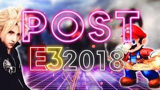 🔴 POST E3 2018 | ¿Quien GANA el E3? Luces Y sombras | VirtualBoys
