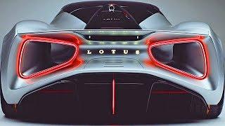 Lotus Evija | 2,000-HP | The World's Most Powerful Car