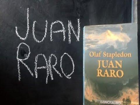 JUAN RARO de Olaf Stapledon