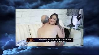 Homem de idade parte pra cima da sedutora - Teste de Fidelidade 2016