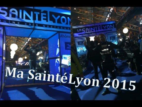 Ma SaintéLyon 2015