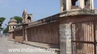 Mahal of Raja Gangadhar Rao, Jhansi, Uttar Pradesh