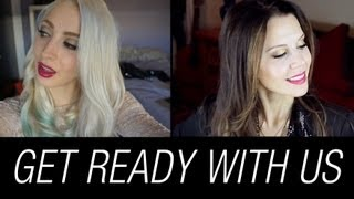 GET READY WITH ME | Girls Night Out