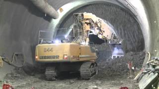 Crossrail Breakthrough 2015: From tunnelling to track