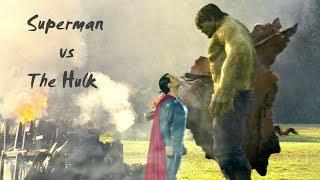 Superman vs The Hulk Trailer  Fanmade (RRT)