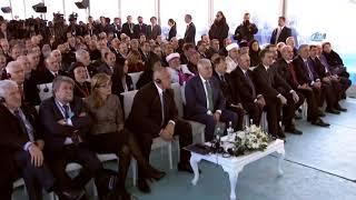 """Erdoğan: """"Demir Kilise Uluslararası Topluma Bir Mesajdır"""""""