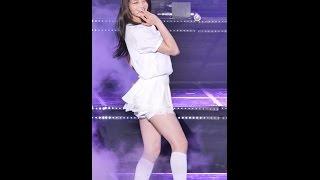 160510 V06 아이오아이(I.O.I)-엉덩이(주결경) 직캠(Fancam)/KNN러브FM개국기념식